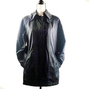 Ralph Lauren Water-Resistant Nylon Trenchcoat